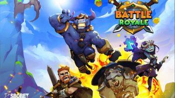 เกม Battle Royale เป็นการต่อสู้แนวแฟนซีกับฮีโร่ทั้ง 5 ทีม