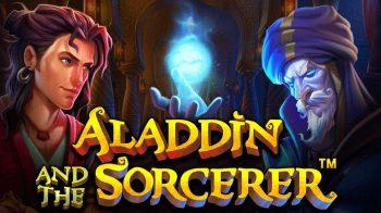 Aladdin and the Sorcerer เกมสล็อตแฟนซี อะลาดินกับพ่อมด