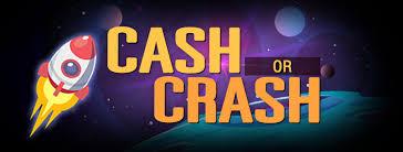 เกมจรวจอวกาศ cash or crash