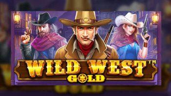 เล่น Wild West Gold สล็อต ออนไลน์ป่าทองคำแห่งตะวันตก กับ Pragmatic Play
